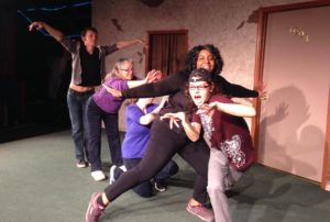 The Space will be filled with laughter with the premier of ComedySportz, the internationally-acclaimed and hilarious improvisational comedy troupe.
