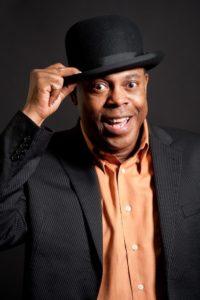 Michael Winslow Hat Large sm