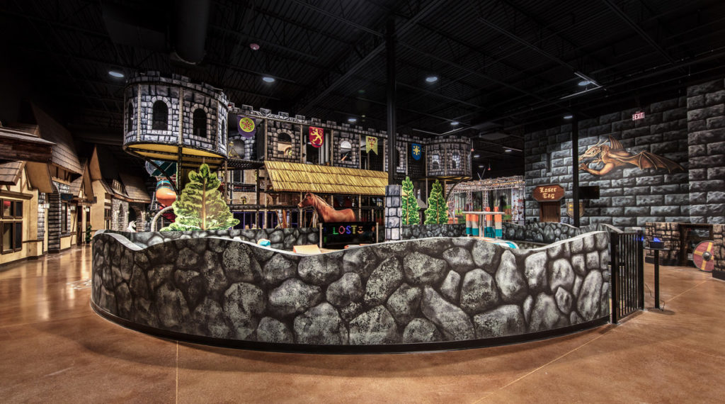 family entertainment destination lost worlds myth  u0026 magic opens in henderson  nevada