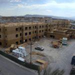Nigro Residence Inn construction 8-18