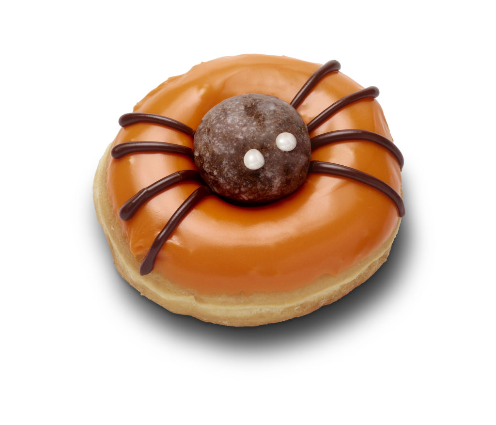 spider donut silo