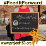 Project 150 Feeding Thousands in Need During Holiday Season