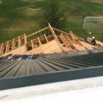 Deconstructing Kahle Center roofline (2)