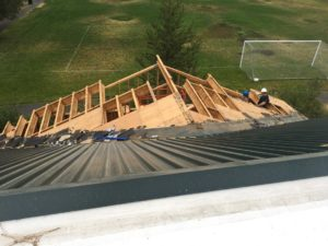 Deconstructing Kahle Center roofline (2)