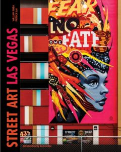 Street Art Las Vegas Book Cover sm