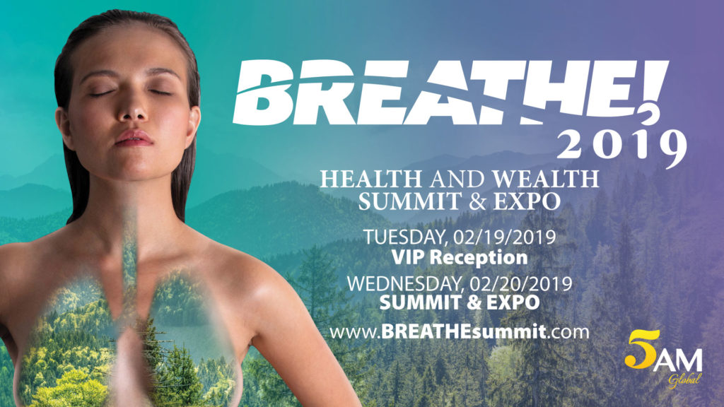 BREATHE! Health and Wealth Summit & Expo