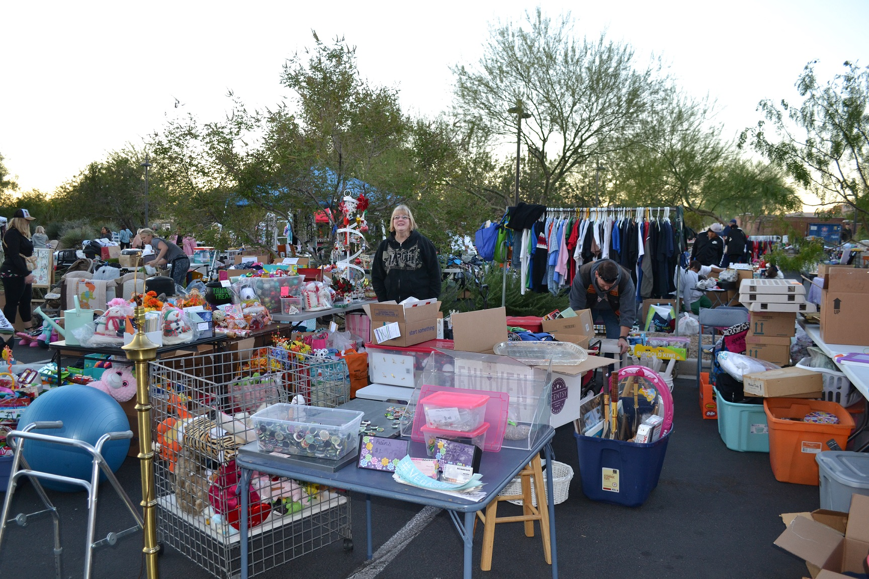 Mountain's Edge Community Garage Sale to Be Held March 2