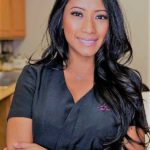 Lia Yulianti, Owner and certified oncology aesthetician