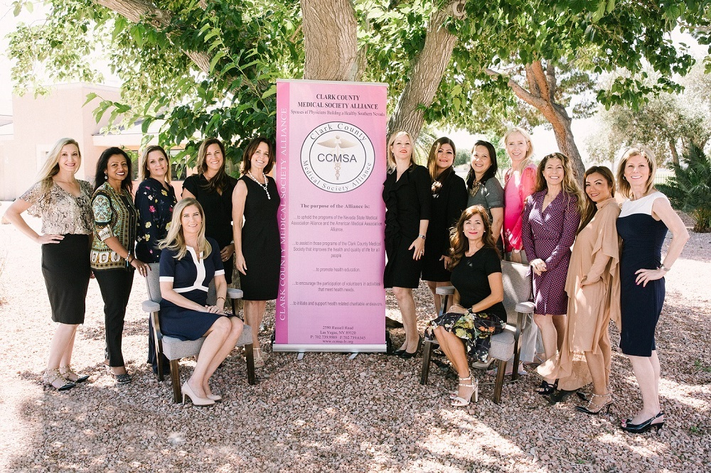 Clark County Medical Society Alliance Board of Directors, 2019-20