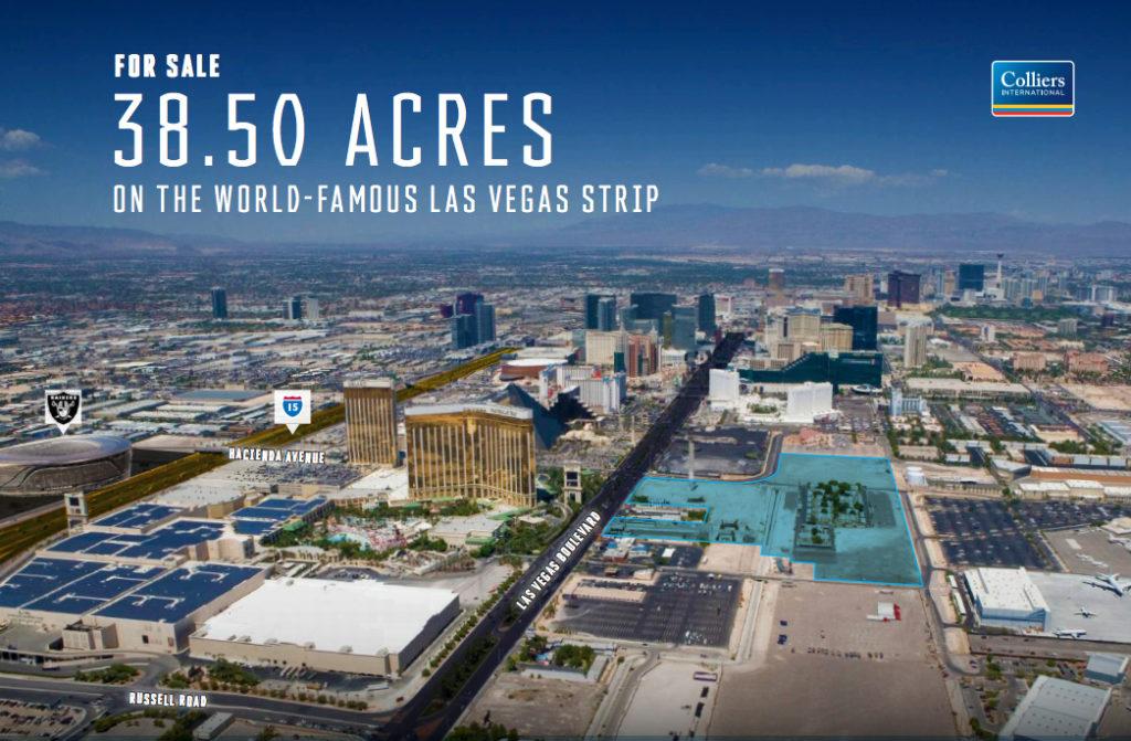 Colliers - Las Vegas Strip real estate