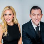 Elizabeth Coleman and Blake Friedmand Headshots