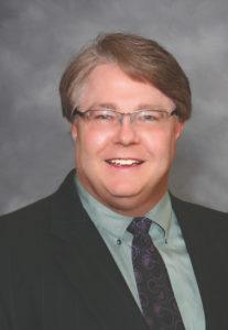 Nevada Realtors President Keith Lynam.