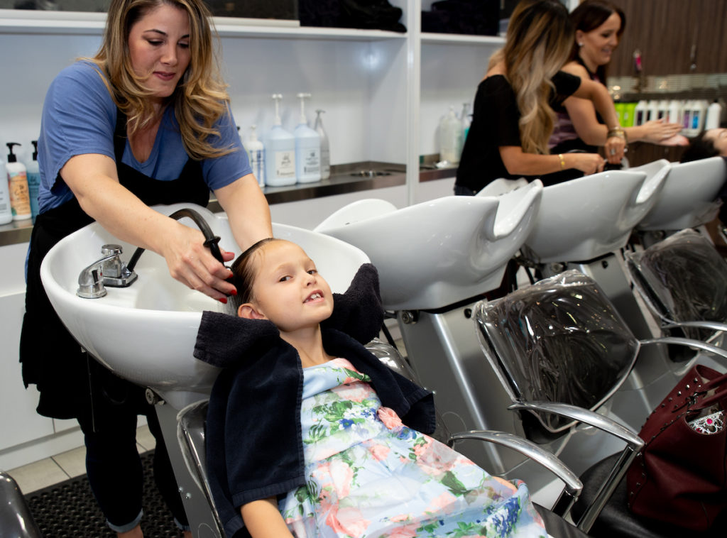Cuts 4 The Kids Mosaic Salon Sunday, Sept 15