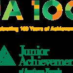 JA 100 Logo