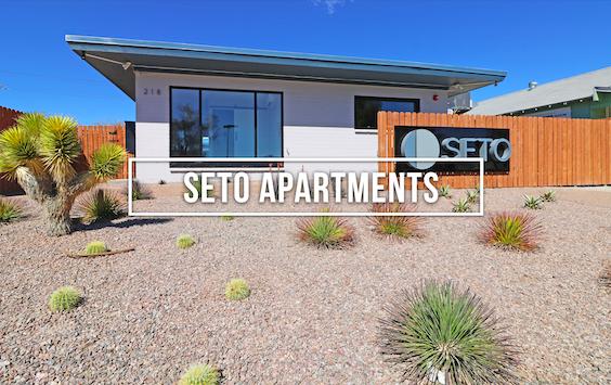 Seto Apartments