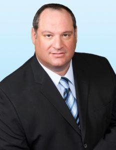 Chris LoBello, Vice President-Receiver of Colliers International Las Vegas