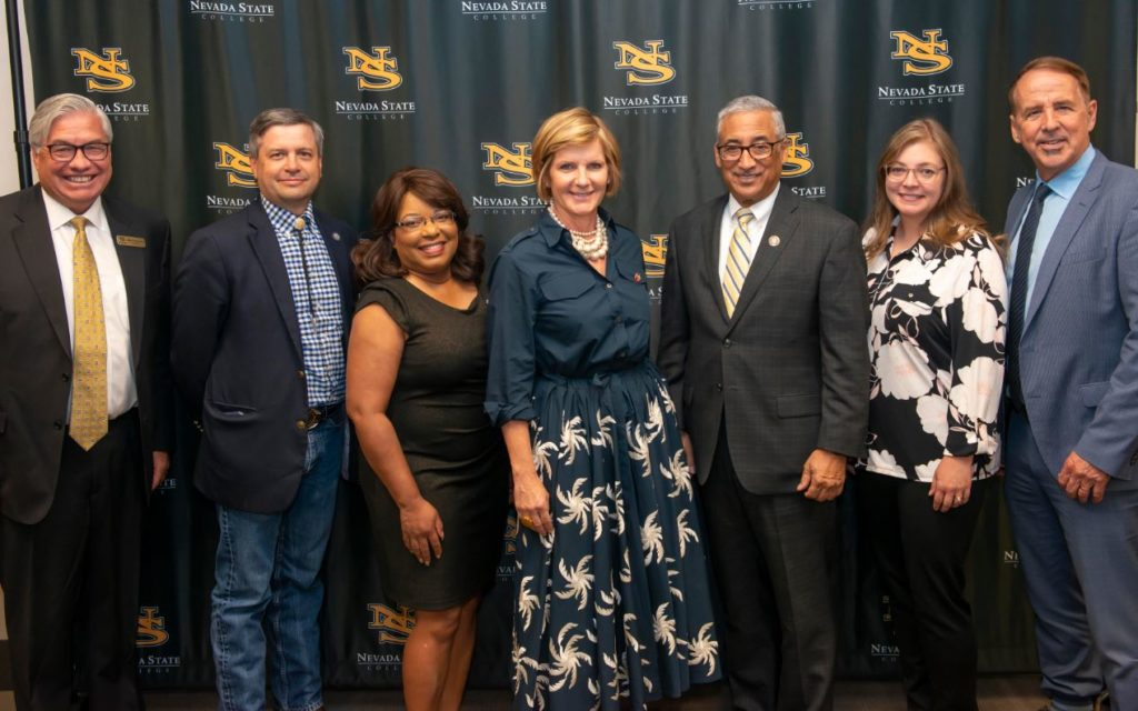 NSC-STATE OF HIGHER EDUCATION 2019