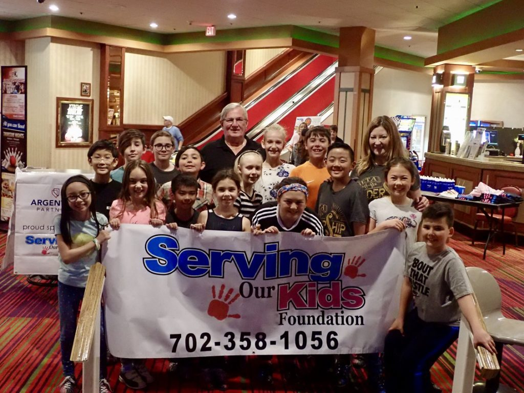fullsizeoutput_33fe Lamping ES Beta Club members at 11th annual Bowl-a-thon Fundraiser at Sam's Town for Serving our Kids sm