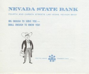 5 1960s 1966 Mr Nevadan mascot