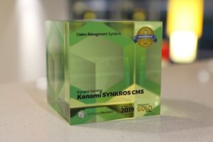 SYNKROS Gold Data Quadrant Awards