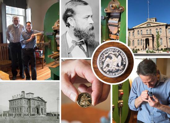 Sesquicentennial Mint