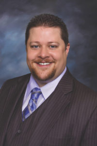 NVR President Chris Bishop