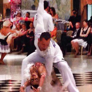 Reynol Guzman Garcia in  National Dance Competition