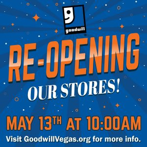 Re-Opening Stores