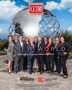 Nbm July Ccim 20 Page 1 Nevada Business Magazine