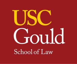 Gold USC On Cardinal Background