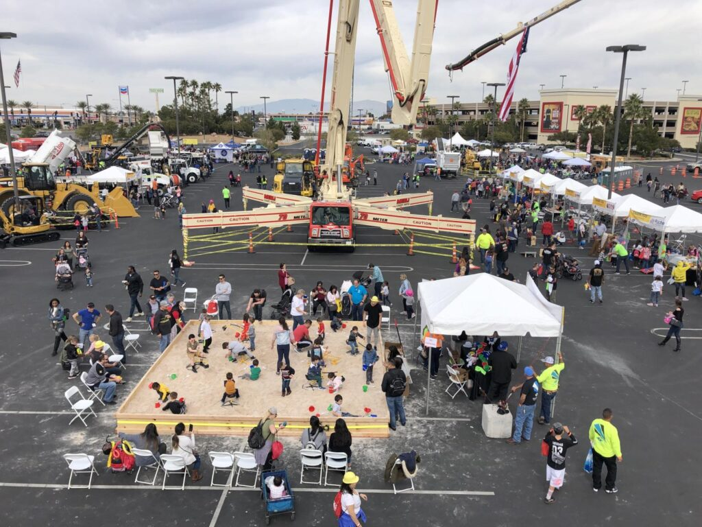 Attached Image 1 - Construction vs Cancer - View of Event
