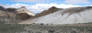 "The ""White Hill"" at Rhyolite Ridge-d51aeb8b"