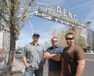 Reno Reconstruction Project