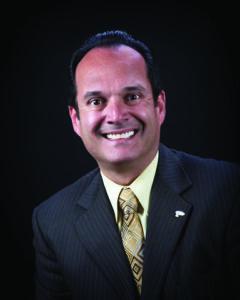 LVR President Aldo Martinez.